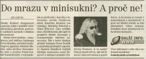 Módní show 2007